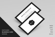 Business cards / Business cards, template, edit and design. Promote your business, self promotion. Ideas & inspiration.