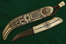 Ножи Игоря Баруткина