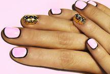 Nails, nails, nails / by Katelyn Marie