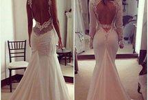 Dee dresses