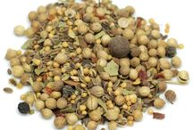 Spice Blends / Savory spice blends to put some zest in your favorite dishes.