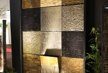 Natura Wall (indoor) / The Natura Wall is an amazing water wall created by Cactose. To create your on wall and get more information, go on : http://www.mur-eau.com