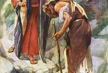 Bible illustration / by Filomena Morgado