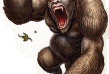 Monsters - Beasts