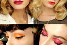 >> Make up << / by Inaê Gomes