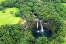 Hawaii & Polynesia / Paradise: Hawaii, Bora bora, Tahiti, Samoa, Cook Islands, Polynesia