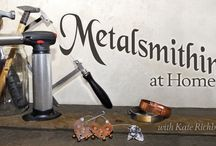 Metalsmithing / by Rebekah Prince