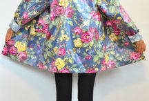 Rain coats and boots / by Beth Heinstra Sack