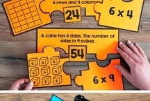 Math Multiplication and Division