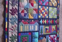 SAMPLER QUILTS / by Robyn Jones