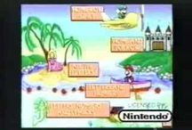 Super Mario TV Commercials / Adverts / A selection of our favourite Super Mario TV Commercials, advertising games, toys and more.  You can find a massive amount more @ https://www.youtube.com/TheClassicMario