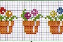 bookmark for charity cross stitch