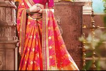 Heavy Designer Wedding Rich Look Sarees Collection.