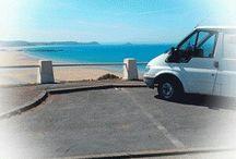 Camion aménagé / Camion, Ford, transit, aménagé