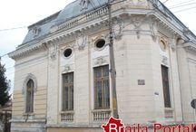 Historical Houses in Braila, Romania