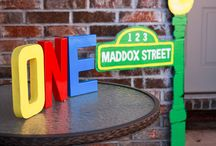 Sesame Street Birthday Party / by Cynthia Peña