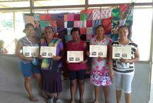 Development Native  women in Suriname