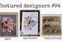 Kaarten ontwerpen / Sketches van kaarten