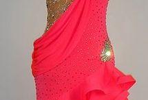 Táncruha / Ballroom dress