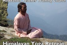 Meditation Teacher Training Course in Rishikesh India / Meditation is a precise technique for relaxing and concetrating the mind while obtain a state of thoughtless consciousness which is completely different from the normal awakened state. Through meditation we can dive deep into the various levels of consciousness. It is a completely non religious practice and science of the mind which follows a proper order having definite principles and produces results that have been verified from time to time.