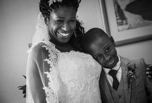 Abraham & Marsha wedding photography / Abe & Marsha's wedding 4 June 2016.This photography pin includes table decorations, fabulous wedding dress & dresses flowers with centrepieces, hairstyle, bride & groom getting married and cutting the wedding cake.