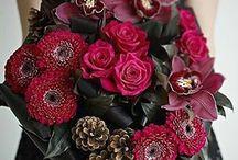 kytice- kvety