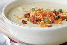 soups / by Juanita McCue