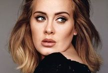 best makeup photos - Adele