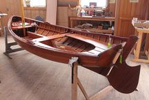 Lanchas y botes de madera / Lanchas y botes de madera