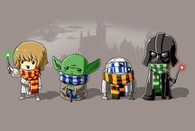 Harry Potter and Star Wars