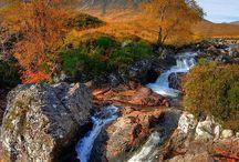 Scotland destinations / by Julieta Chacon