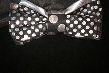 Metallic Ties / These ties make everyone's head turn
