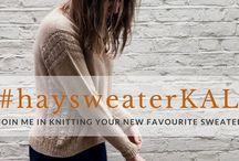 Hay Sweater
