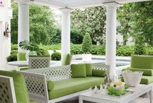 Porches and Patios / by Debbie Wallace