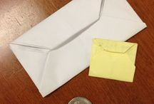envelpoes and letters