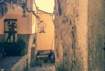 italian lights and shadows