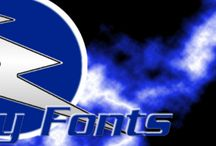 Blog posts on JohnnyFonts.com