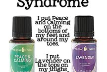 Young and Living essential oil / Oils for daily life