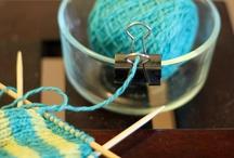 идеи для процесса вязания