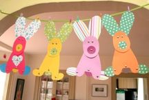 Easter crafts for kids.
