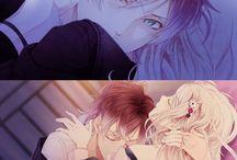 Diabolik Lovers >///< ♥