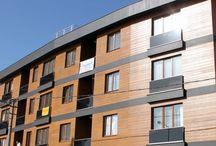 Yapı Kaplama / HekimBoard yapı kaplama levhaları binaları dış etkenlere karşı korur ve bir çok farklı desen ile estetik görünüm kazandırır. http://www.hekimyapi.com/