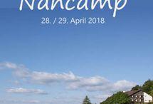 Nähcamp / Wo man sich trifft um zu nähen und zu Plaudern