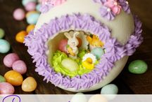 DIY/Altered/Panorama/Sugar/Fabergé/Decoration: Eggs / by Ellinor Österberg