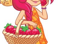 Strawberry Shortcake & Friends ...