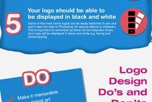 Logo Design / Checkout our board on logo do's & don'ts