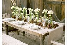 Table Centerpieces / by Lena Rathke
