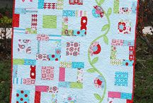 Crafts / Ratty quilts