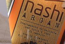 È arrivato...Nashi Argan !! / Nashi Argan ...rispetta i tuoi capelli e l'ambiente...per una piega perfetta anche a casa