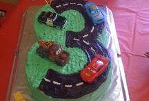 Chandler 3rd birthday ideas